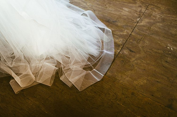 Bride Ivory Lace Tulle Wedding Gown Wooden Floor Whimsical Boho Outdoor Wedding Alabama http://belightphotography.com/