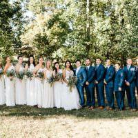 Whimsical Boho Outdoor Wedding Alabama http://belightphotography.com/