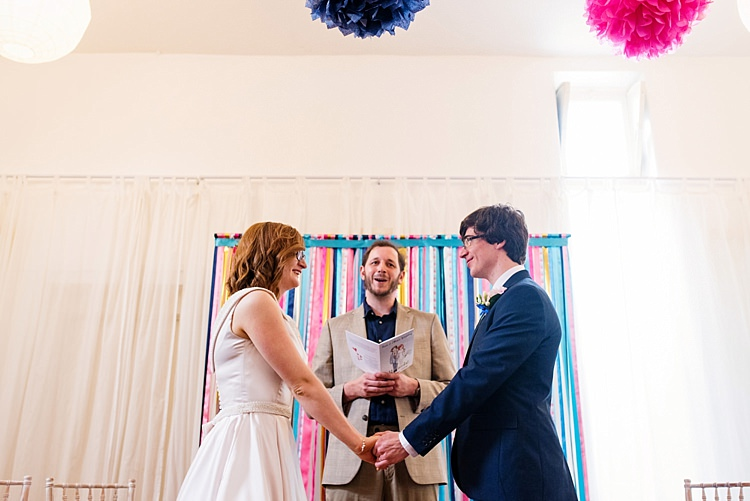 Bright Quirky Crafty Wedding http://www.babbphoto.com/