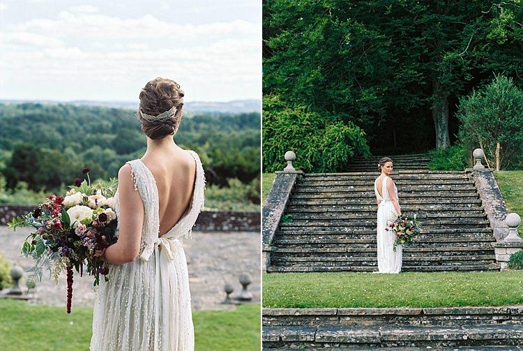 Arts & Crafts Jewel Tone Wedding Ideas http://www.veronalain.com/