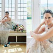 Arts & Crafts Jewel Tone Wedding Ideas