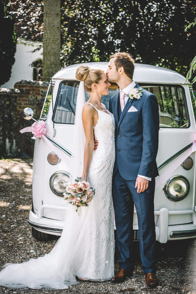 VW Camper Van DIY Summer Rustic Country Wedding http://www.danielakphotography.com/