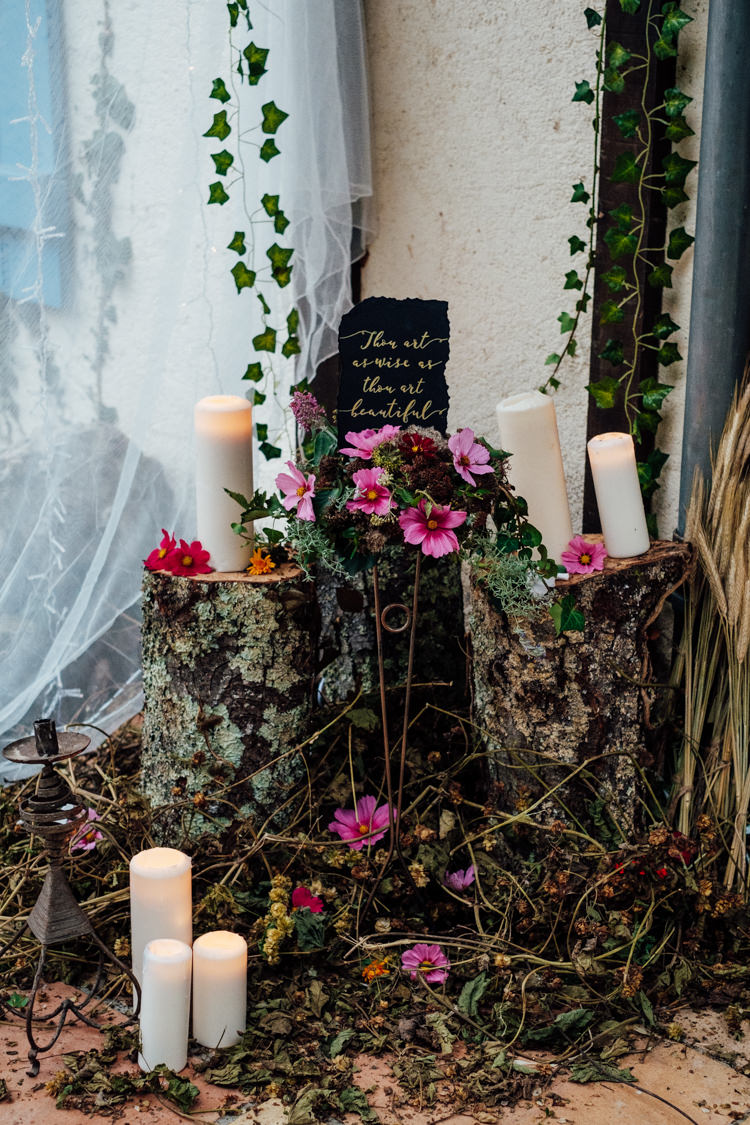 Whimsical Midsummer Night\'s Dream Wedding Ideas | Whimsical ...