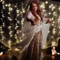 Whimsical Midsummer Night's Dream Wedding Ideas http://www.annapumerphotography.com/