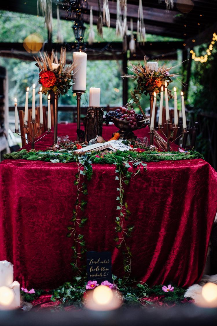 Whimsical midsummer night 39 s dream wedding ideas for Whimsical decor