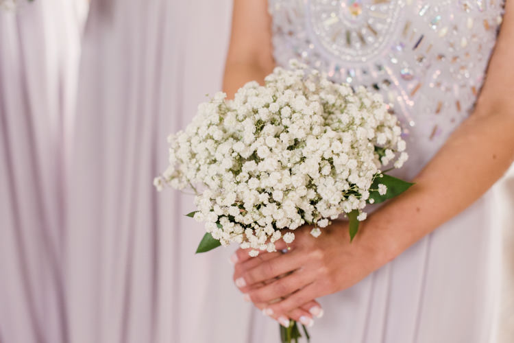 Gyp Gypsophila Baby Breath Bouquet Flowers Bridesmaid Simple Elegant Pretty Barn Wedding http://www.fayecornhillphotography.co.uk/