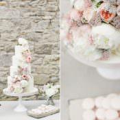 Soft & Pale Fine Art Wedding Ideas