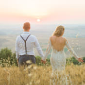 Romantic & Artistic Wedding Photography by Jake Morley