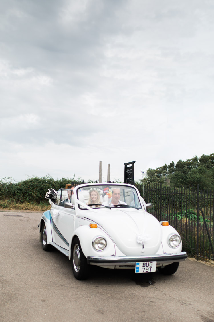 VW Beetle Car Bohemian Vineyard Wedding http://www.gemmagiorgio.com/
