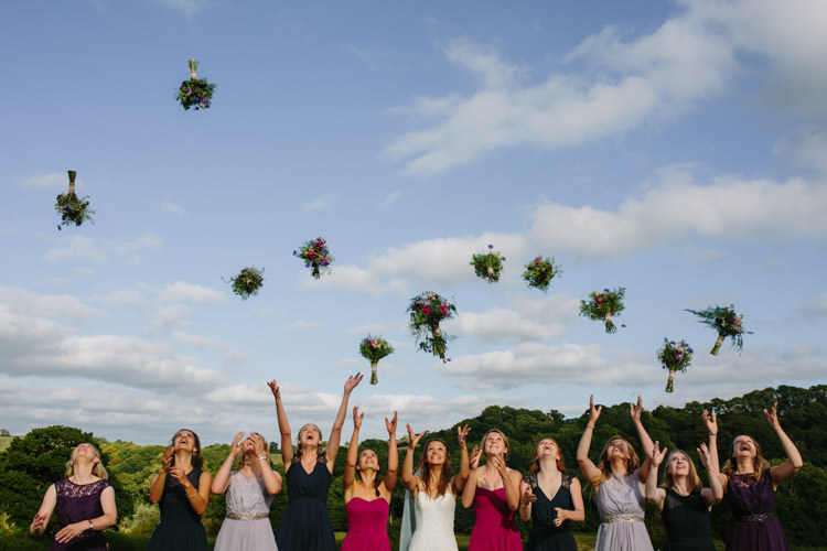 Mismatched Berry DIY Wedding http://www.colinianross.com/