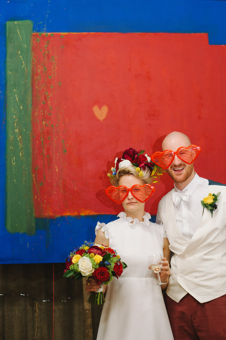 Artistic Creative Colourful Farm Wedding http://www.mustardyellowphotography.com/