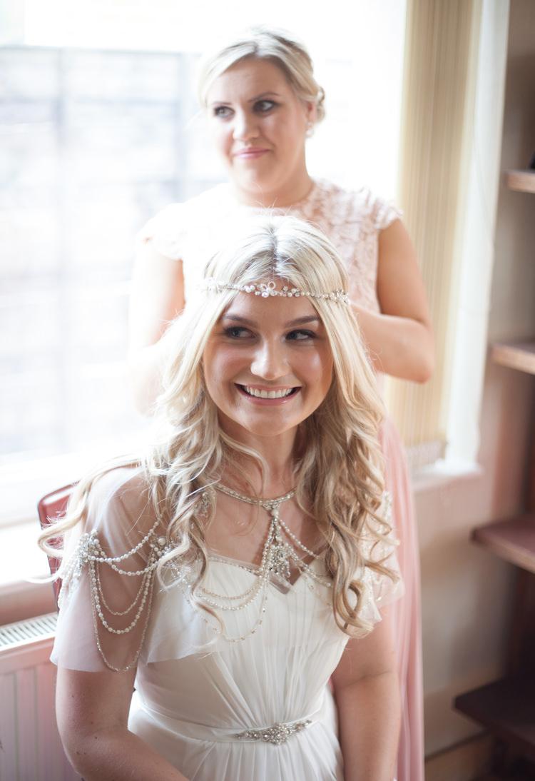 Make Up Bride Bridal Pastel Marquee Garden Party Wedding https://www.deliciousphotography.co.uk/