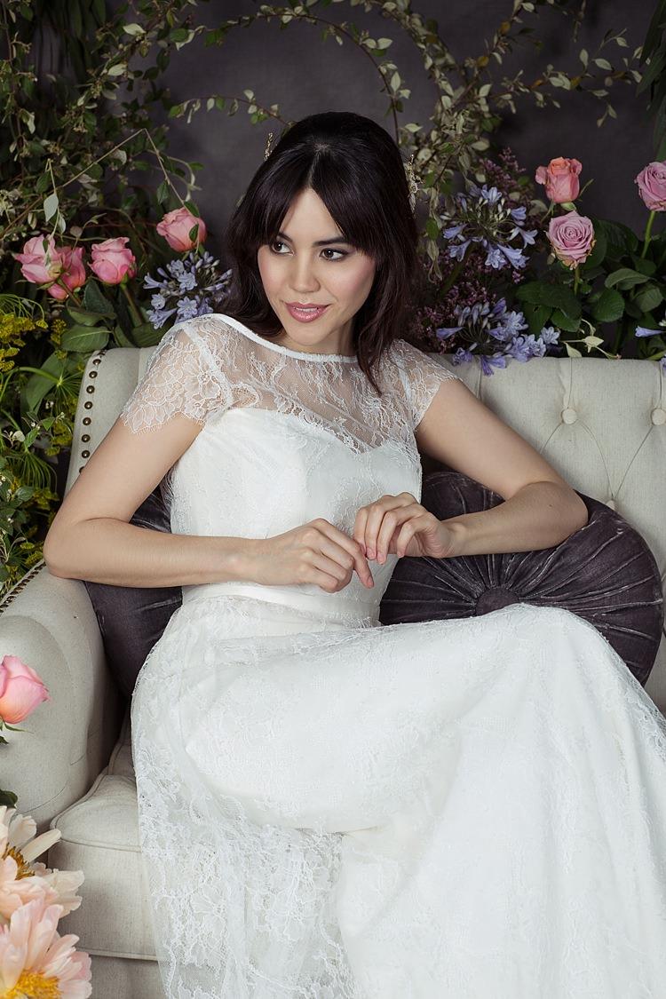 Naomi Neoh 2017 Eden Wedding Bridal Dress Collection | Whimsical ...