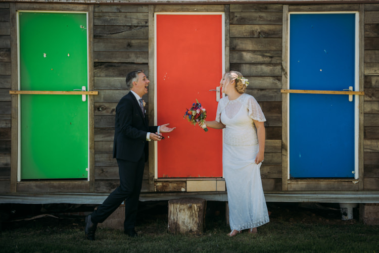 Colourful Cool Hand Made Wedding http://www.jonnybarratt.com/