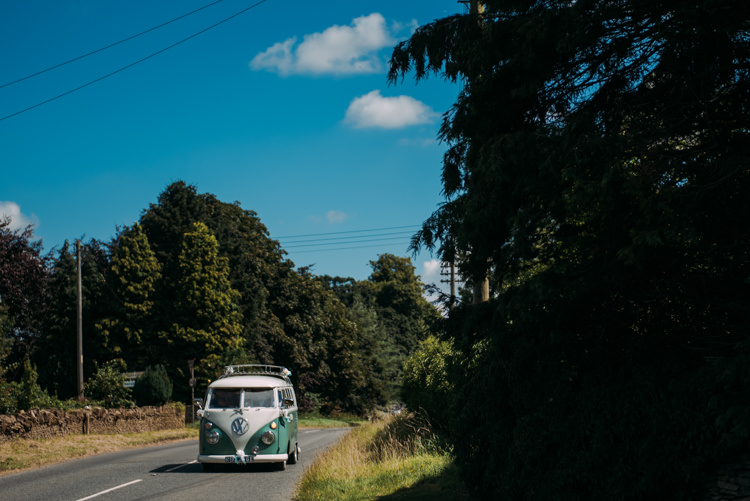 VW Camper Van Colourful Cool Hand Made Wedding http://www.jonnybarratt.com/