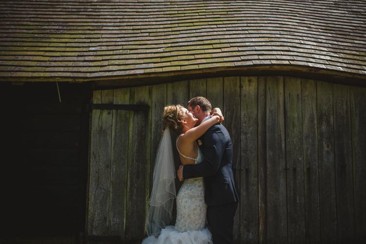 Magical Fun Outdoor Barn Wedding http://www.sophieduckworthphotography.com/
