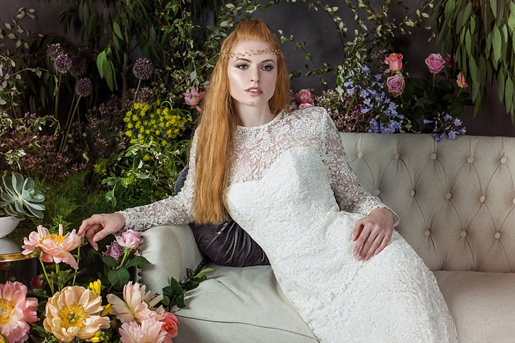 Leia Naomi Neoh 2017 Eden Wedding Bridal Dress Collection