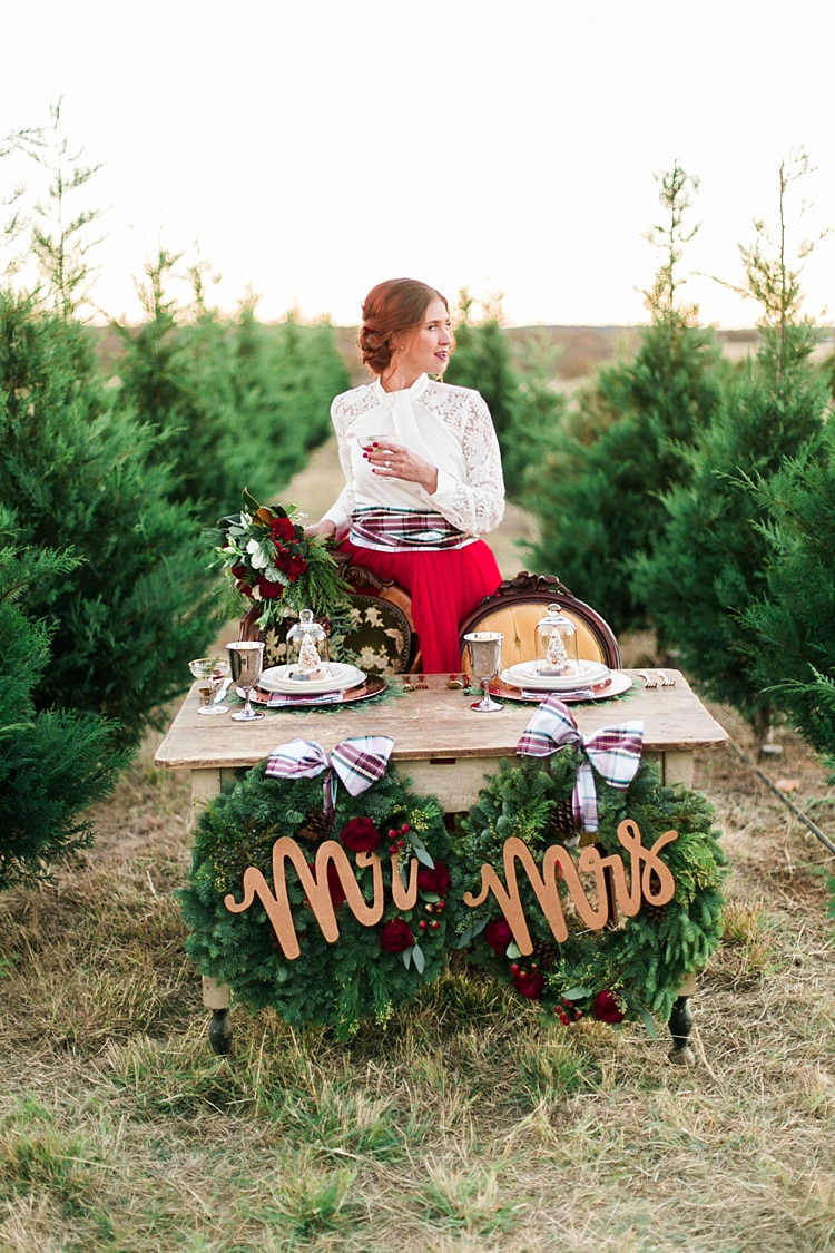 Christmas Tree Farm Weddings.Christmas Tree Farm Wedding Ideas Whimsical Wonderland