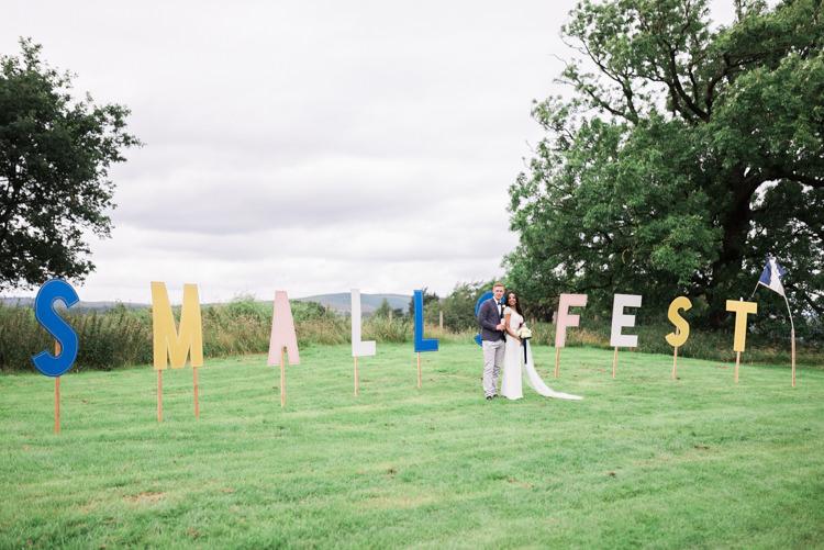 Giant Letter Sign Camping Festival Rave Tipi Wedding http://petalandblushartistry.co.uk/
