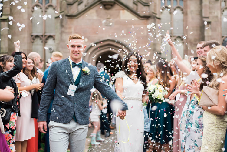 Confetti Throw Bride Groom Camping Festival Rave Tipi Wedding http://petalandblushartistry.co.uk/