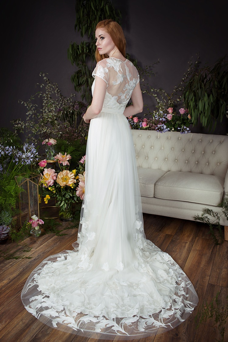 Poppy Top & Poppy Skirt Naomi Neoh 2017 Eden Wedding Bridal Dress Collection