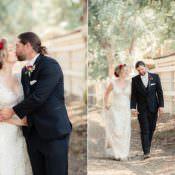 Luxe Outdoor Garden Wedding in California