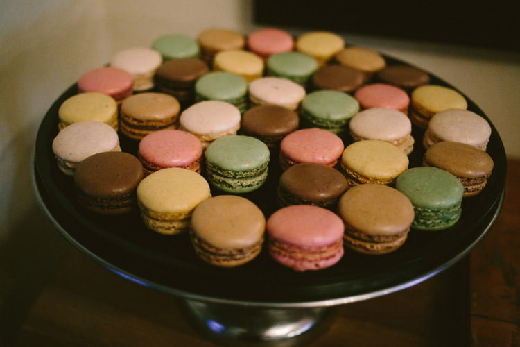 Macarons Small Vintage City Wedding http://www.sarahlondonphotography.co.uk/