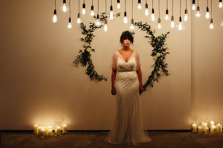 Eddison Lighting Rustic Industrial Warehouse Wedding Ideas http://www.timdunk.com/
