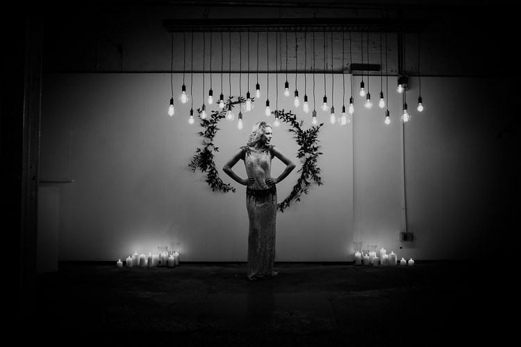 Eddison Lighting Light Bulbs Rustic Industrial Warehouse Wedding Ideas http://www.timdunk.com/