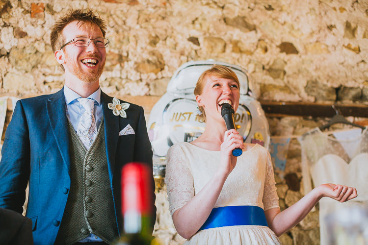 Hand Crafted Camp Woodland Wedding http://bloomweddings.co.uk/