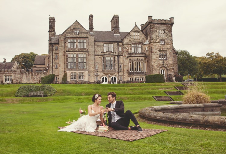Derbyshire Country House Wedding Venue Breadsall Priory