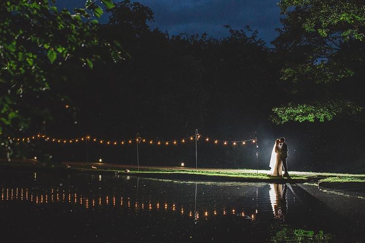 Eclectic Foliage Edison Lights Wedding http://www.tobiahtayo.com/