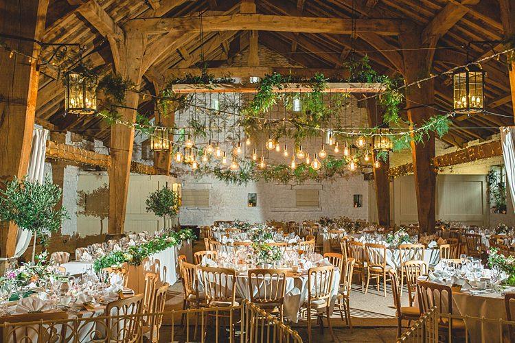 Barn Fairy Greenery Eclectic Foliage Edison Lights Wedding http://www.tobiahtayo.com/