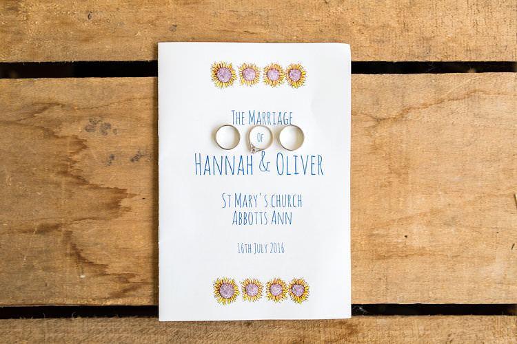 Illustrated Stationery Paper Summer Sunflowers Marquee Wedding http://maddiewaters.co.uk/