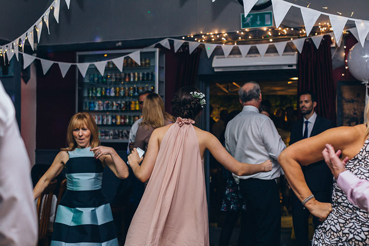 Minimalist City 1970s East London Pub Wedding http://www.curiousrosephotography.com/