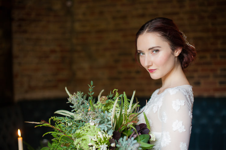Blue Gold Luxe Victorian Wedding Ideas http://www.francescarlisle.co.uk/
