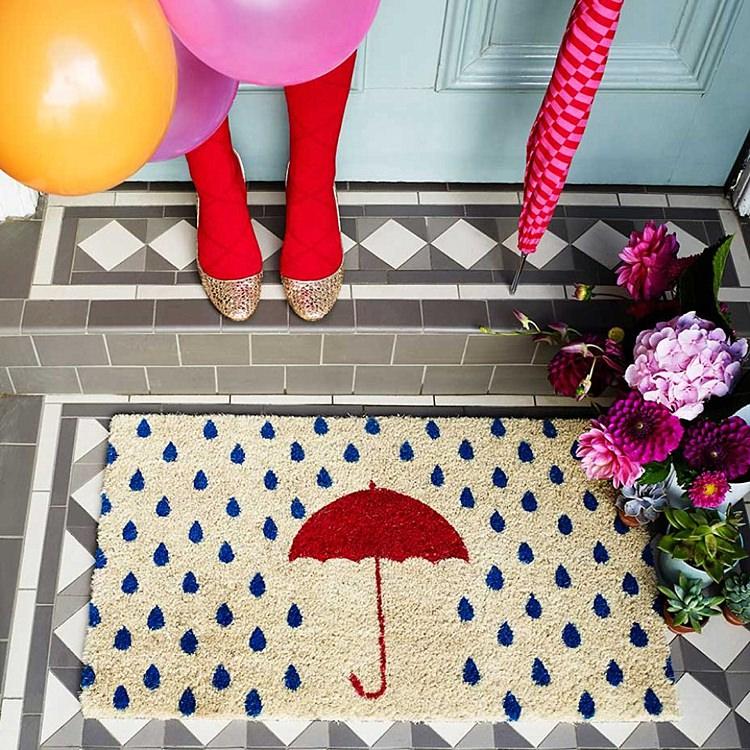 Wedding Gift List Etiquette Prezola Bombay Duck Doormat