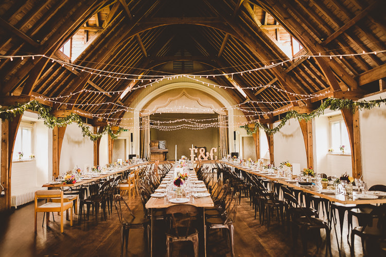 Eclectic whimsical village hall wedding whimsical wonderland fairy lights foliage swags garlands rustic decor eclectic whimsical village hall wedding http junglespirit Images