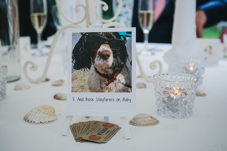 Photo Table Names Bohemian Outdoor Country Wedding https://www.alexapoppeweddingphotography.com/