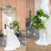 Greenery Fine Art Botanical Wedding Ideas