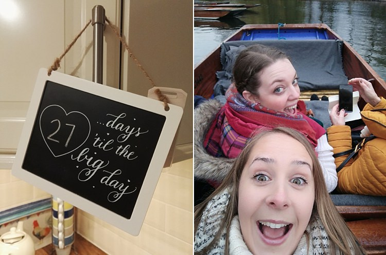 UK Wedding Blog Bride Diaries Cambridge Hen Do