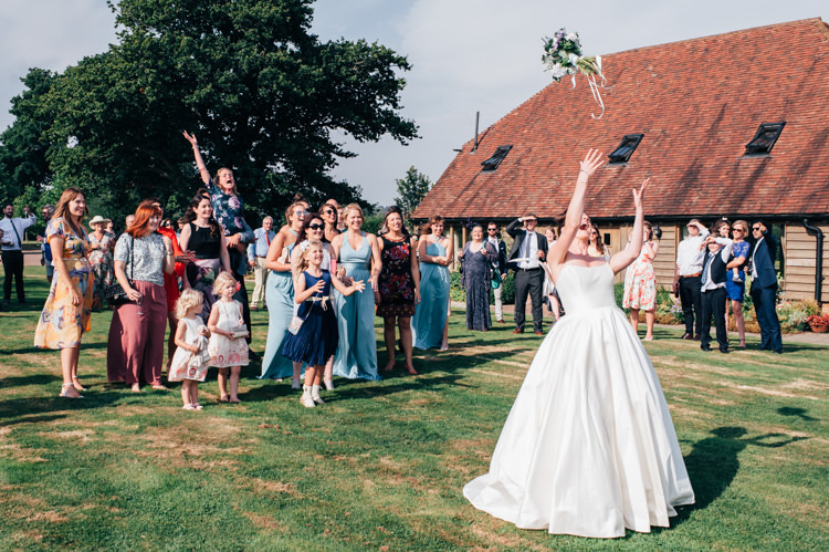 Seaside Country Farm Pale Blue Marquee Wedding http://loveandadventures.co.uk/