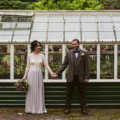 Relaxed Autumnal Child Friendly Wedding