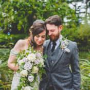 Autumn Garden Book Inspired Wedding