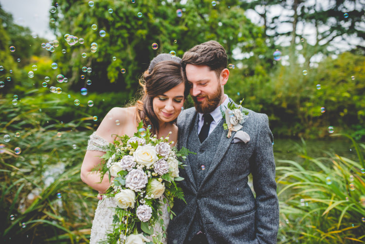 Autumn Garden Books Wedding http://www.emmahillierphotography.com/