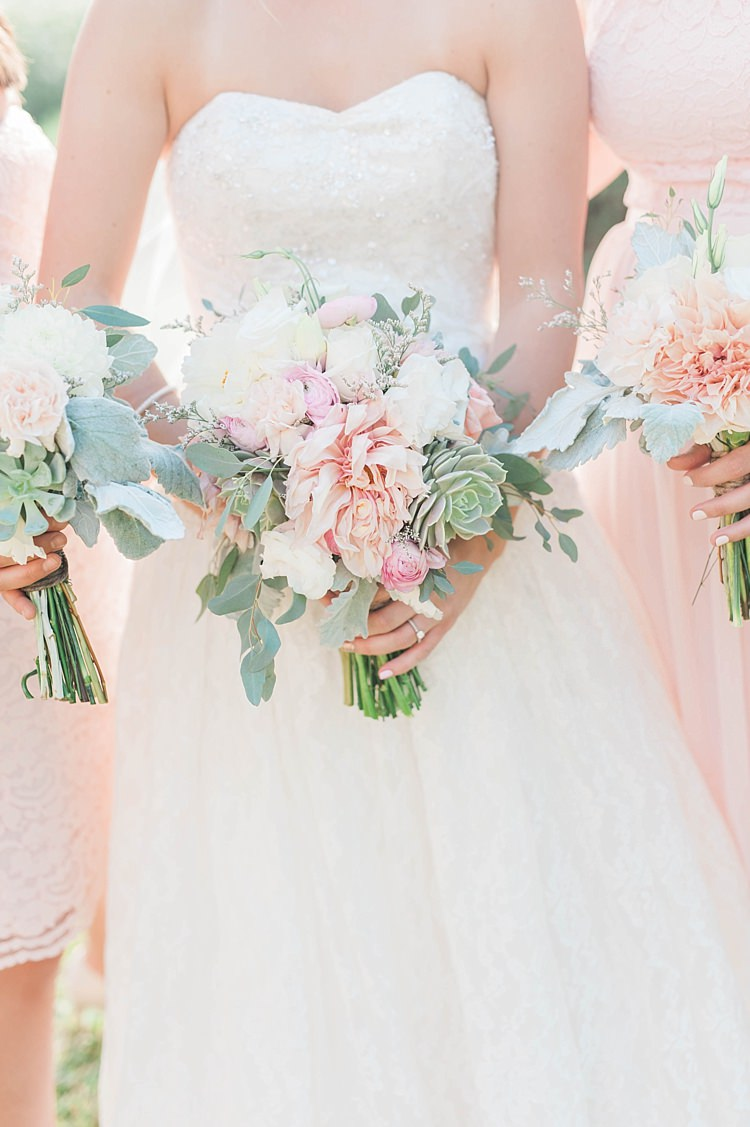 Soft Blush Sage Green Wedding In California Whimsical Wonderland