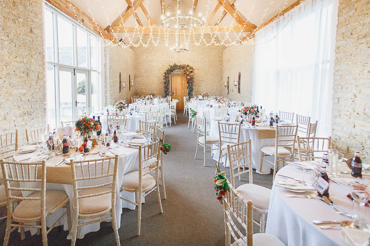 Stratton Court Oxfordshire Magical Fairy Lit Autumn Barn Wedding http://whitestagweddings.com/
