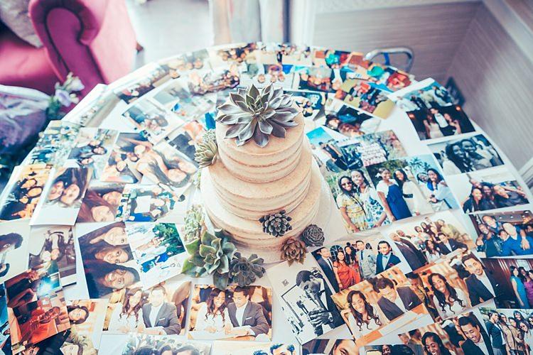 Cake Table Photos Photographs Fun Stylish City Hall Wedding http://www.terryliphotography.co.uk/