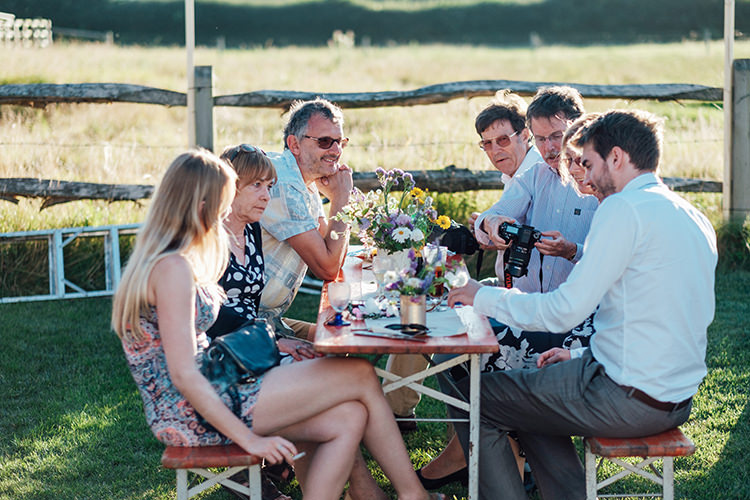 Fun DIY Barn Farm Summer Wedding http://www.annapumerphotography.com/