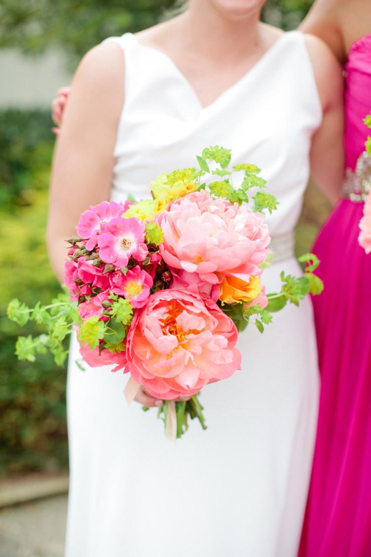 Colourful Pastel Home Made Farm Wedding | Whimsical Wonderland Weddings